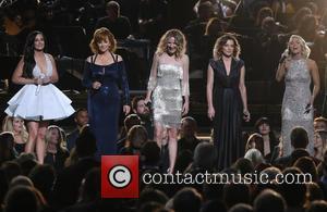 Kacey Musgraves, Reba Mcentire, Jennifer Nettles, Martina Mcbride and Carrie Underwood