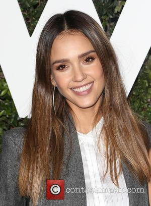 Jessica Alba seen alone and with Katherine Power, Hillary Kerr at the Who What Wear 10th Anniversary (#WWW10 Experience) held...