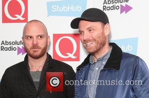 Coldplay, Jonny Buckland and Will Champion