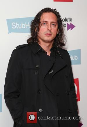 Carl Barat seen arriving at the 2016 StubHub Q Awards, London, United Kingdom - Wednesday 2nd November 2016