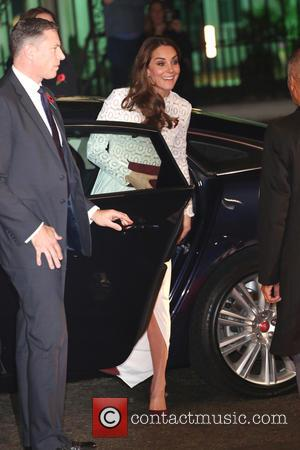 Duchess of Cambridge at the world premiere of 'A Street Cat Named Bob' held at the Curzon Mayfair. The movie...