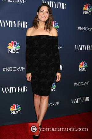 Mandy Moore and Milo Ventimiglia at an event hosted by NBC And Vanity Fair to toast the 2016-2017 TV Season...