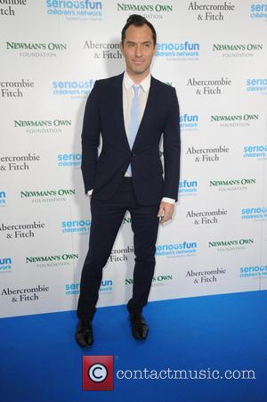 Jude Law arrives at the SeriousFun Children's Network gala held at the RoundHouse, Camden, London, United Kingdom - Thursday 3rd...