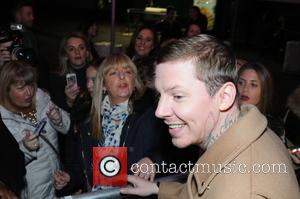 Professor Green arriving at the 2016 MOBO Awards held in Glasgow at the SSE Hydro - Scotland, United Kingdom -...