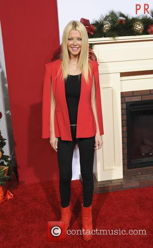 Tara Reid attending the premiere of David E. Talbert's new movie Almost Christmas - Los Angeles, California, United States -...