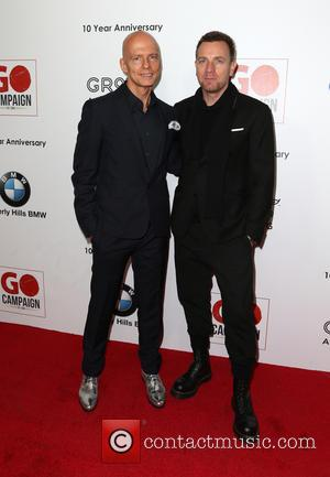 Scott Fiffer and Ewan Mcgregor