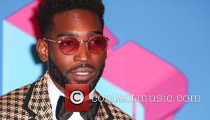 Tinie Tempah seen arriving at the 2016 MTV Europe Music Awards (EMAs) held at the Ahoy Arena, Rotterdam, Netherlands -...