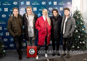 The Vamps and Louisa Johnson