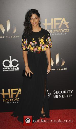 Camila Alves at the 20th Annual Hollywood Film Awards - Los Angeles, California, United States - Monday 7th November 2016