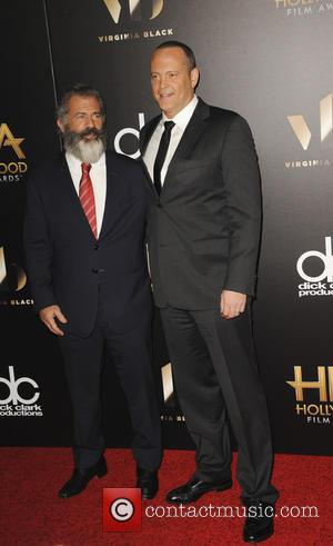 Mel Gibson and Vince Vaughn