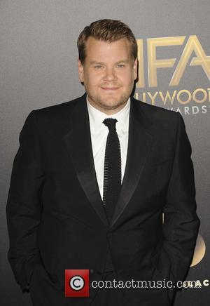 James Corden at the 20th Annual Hollywood Film Awards - Los Angeles, California, United States - Monday 7th November 2016