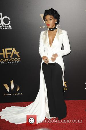 Janelle Monae at the 20th Annual Hollywood Film Awards - Los Angeles, California, United States - Monday 7th November 2016