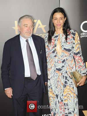 Robert De Niro and Drena De Niro