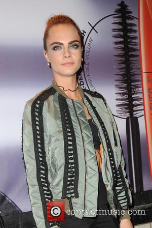 Cara Delevingne Reveals Film Industry Makes Her 'Nervous'