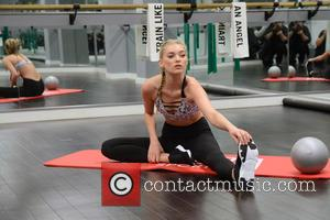Victoria's Secret hosts Train Like An Angel with Elsa Hosk at Flex Noho, New York, United States - Wednesday 9th...