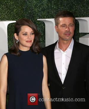 Marion Cotillard Pushed Brad Pitt To Perfect His French Accent For Allied
