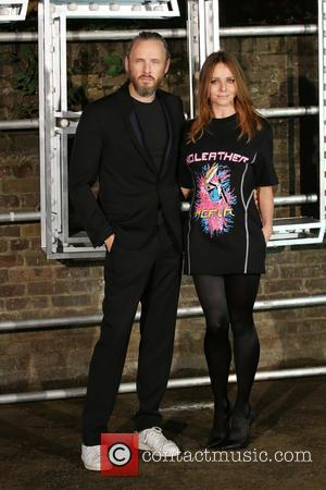 Aladshair Willis and Stella Mccartney