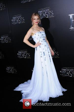 Alison Sudol attending the World Premiere of 'Fantastic Beasts and Where To Find Them', held at Alice Tully Hall in...