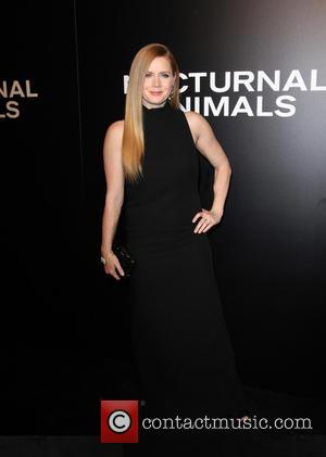 Amy Adams at a screening of Nocturnal Animals held at the Hammer Museum, Los Angeles, California, United States - Friday...