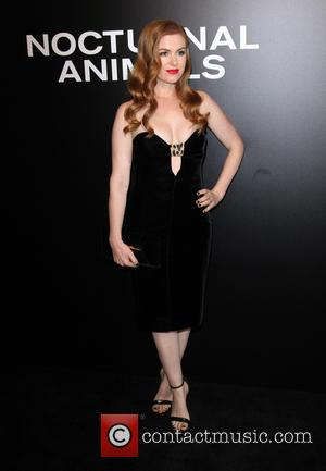 Isla Fisher at a screening of Nocturnal Animals held at the Hammer Museum, Los Angeles, California, United States - Friday...