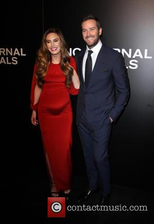 Armie Hammer and Wife Elizabeth Chambers