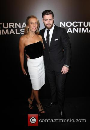 Aaron Taylor-johnson and Wife Sam Taylor-johnson