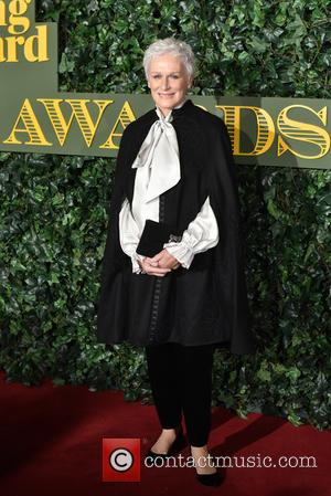 Glenn Close attending the 2016 London Evening Standard Theatre Awards held at the Old Vic Theatre - London, United Kingdom...