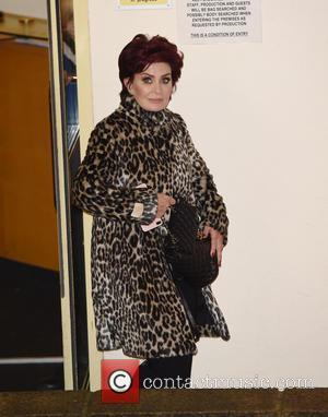 Sharon Osbourne Undergoes Back Surgery