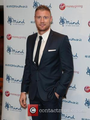 Freddie Flintoff and various other guests attend the 2016 Virgin Money Giving Minds Awards held at Troxy - London, United...