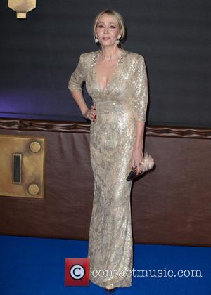 J.K. Rowling seen at the UK Premiere of Fantastic Beasts And Where To Find Them held at Cineworld Leicester Square,...