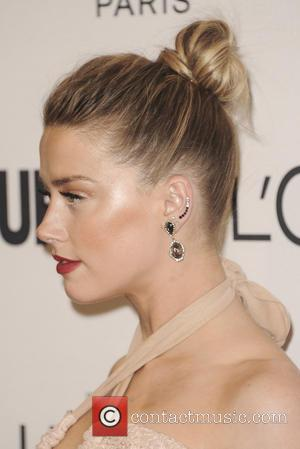 Amber Heard at the 2016 Glamour Women of The Year Awards - Los Angeles, California, United States - Tuesday 15th...