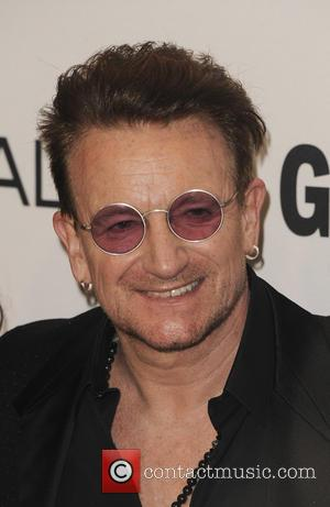 Bono at the 2016 Glamour Women of The Year Awards - Los Angeles, California, United States - Tuesday 15th November...