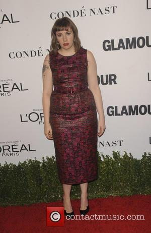Lena Dunham at the 2016 Glamour Women of The Year Awards - Los Angeles, California, United States - Tuesday 15th...