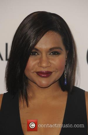 Mindy Kaling at the 2016 Glamour Women of The Year Awards - Los Angeles, California, United States - Tuesday 15th...