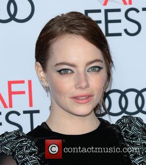 Emma Stone at a the 2016 AFI FEST Screening of Lionsgate's 'La La Land' as presented by Audi and held...