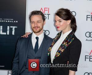 James Mcavoy and Anya Taylor-joy