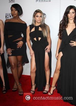 Normani Hamilton, Ally Brooke and Camila Cabello