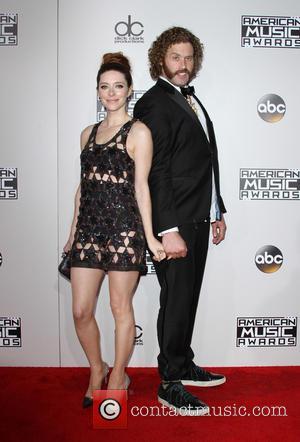 T.j. Miller and Kate Gorney