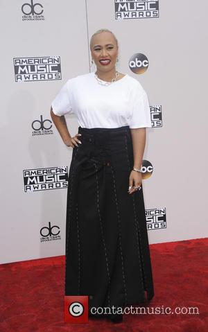 Emeli Sande arrives at the 2016 American Music Awards held at the Microsoft Theatre, Los Angeles, California, United States -...