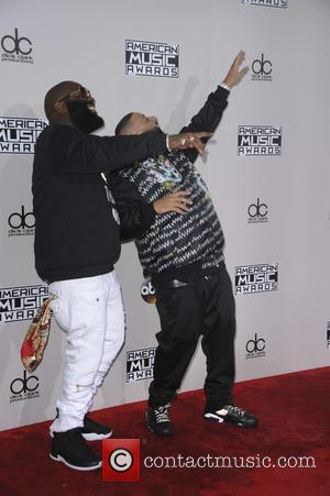 Rick Ross and Dj Khaled