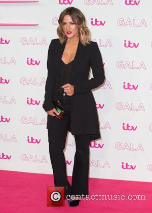 Caroline Flack at The ITV Gala held at the London Palladium,  London, United Kingdom - Thursday 24th November 2016