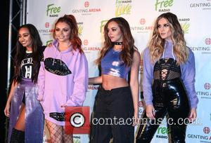 Little Mix, Jesy Nelson, Leigh-ann Pinnock, Jade Thirlwall and Perrie Edwards