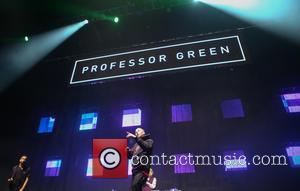 Professor Green and Stephen Manderson