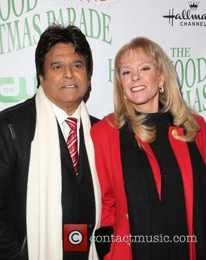 Erik Estrada and Laura Mckenzie