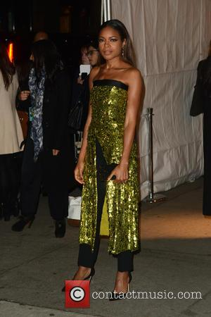Naomie Harris attends the 26th Annual Gotham Independent Film Awards held at Cipriani Wall Street, New York, United States -...