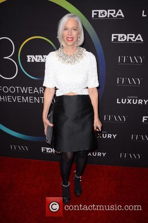 Linda Fargo at the 30th Footwear News Achievement Awards held at IAC Headquarters, New York, United States - Tuesday 29th...