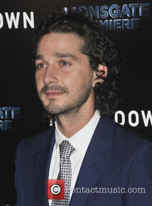 Drunken Shia LaBeouf In Trouble With Cops Again