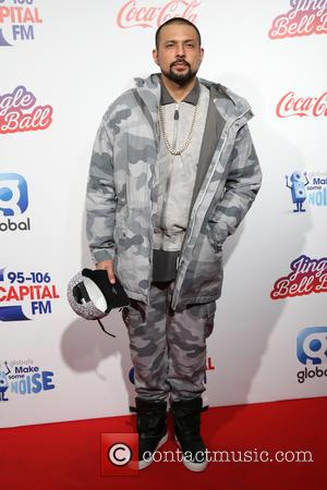 Sean Paul arrives at The 2016 Jingle Bell Ball held at the O2, London, United Kingdom - Saturday 3rd December...