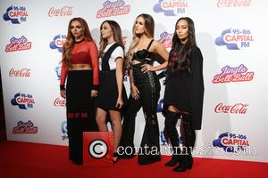 Jesy Nelson, Jade Thirlwall, Perrie Edwards and Leigh-anne Pinnock