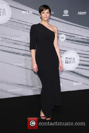 Gemma Arterton seen at the 2016 British Independent Film Awards - London, United Kingdom - Sunday 4th December 2016